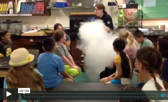 Liberty Science Center Visits Science Classes