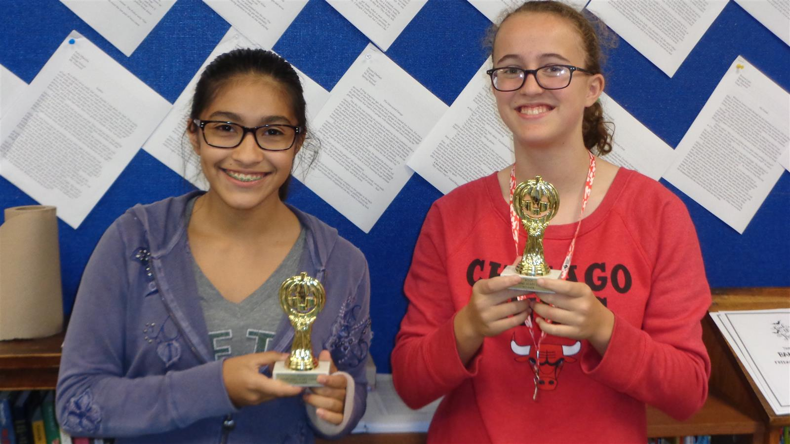 Students Win Prizes in The Independent's Spooky Story Contest