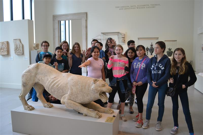 Project Most Travel Club Travels to the Met Museum