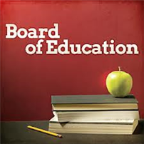 Board of Ed Meeting, Mon. June 12th 7pm