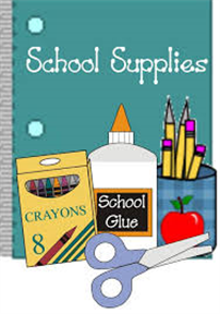 2017-2018 Class Supply Lists Logo