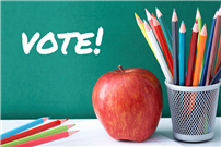 School Budget Vote is on May 21st, 2019, 1 pm to 9 pm