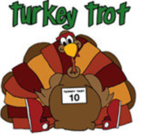 Turkey Trot is Monday, Nov.20th!